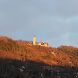 Fuchsturm Berggaststätte, Jena, Thüringen