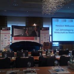 beim Wirtschafs Forum Düsseldorf #wfd