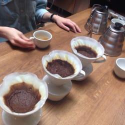 Coffee Masterclass session!