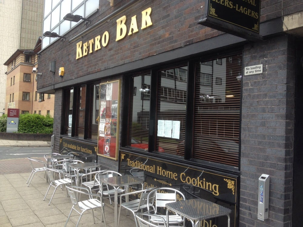 Par United Kingdom  city photo : Retro Bar Music Venues Manchester, United Kingdom Yelp