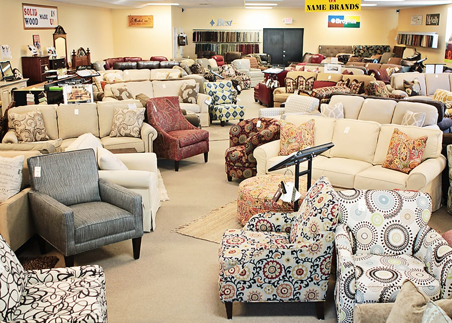 Barnett furniture 13 photos furniture stores 6961 for Furniture stores in the states