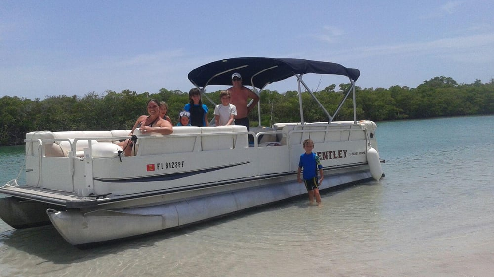 Life is good today pontoon boat rentals and fishing for Fishing boat rentals