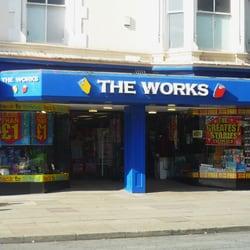 The Works, Llandudno, Conwy