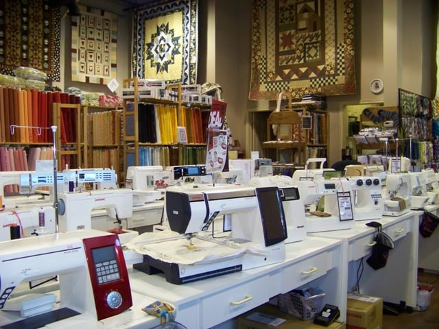 The Quilt Store - Fabric Stores - Newmarket, ON - Photos ...