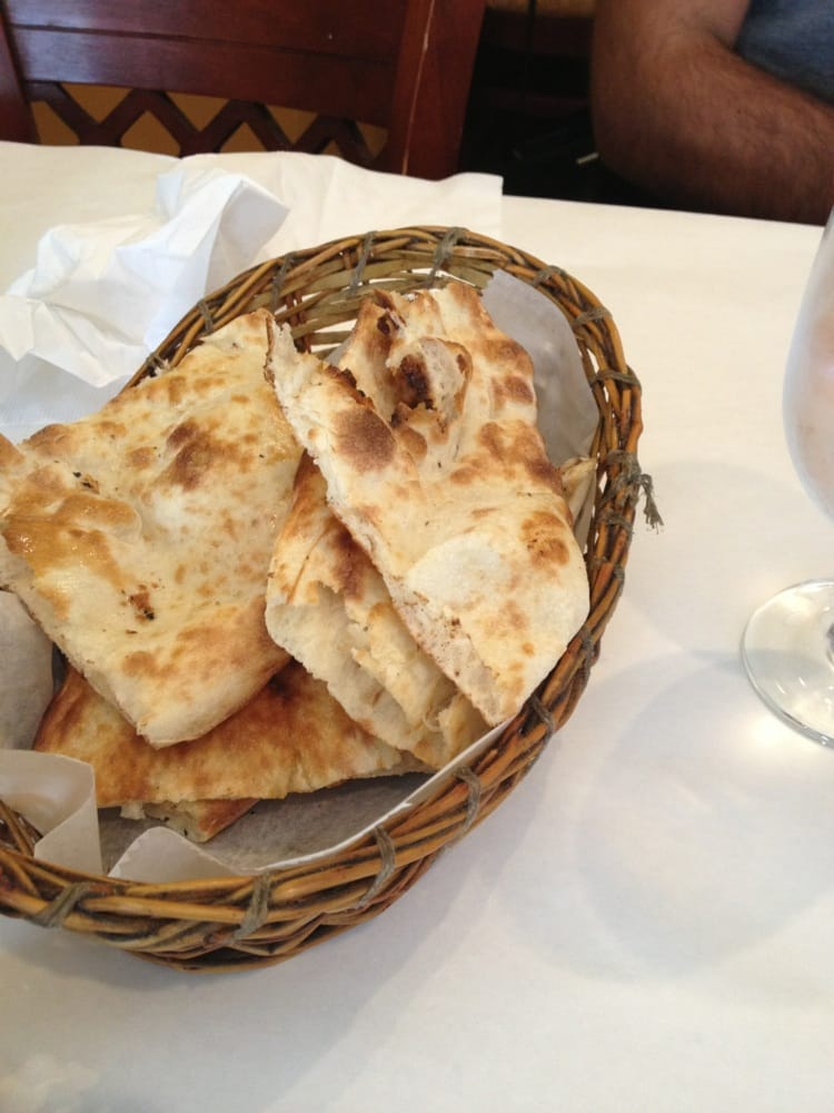 Hot and fresh naan yum yelp for 7 hill cuisine of india sarasota