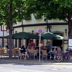 Das Bratwusthäusle, Kitzingen, Bayern