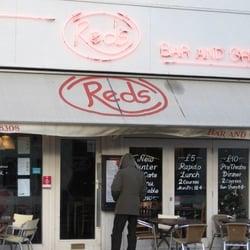 Reds Wimbledon