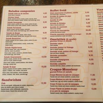 Le saint jean 19 photos 21 reviews french 23 rue for Restaurant le jardin neufchatel menus