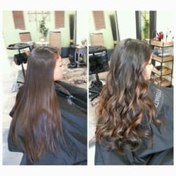 Crystal mendez hair stylists north park yelp for 3 brunettes and a blonde salon