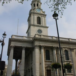 St. Martin-in-the-Fields Church, London