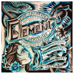 Element Tattoo Studio logo