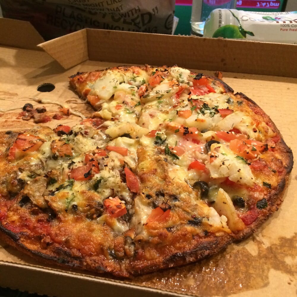 Mr Natural Pizza Review