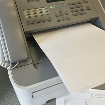 fedex fax machine