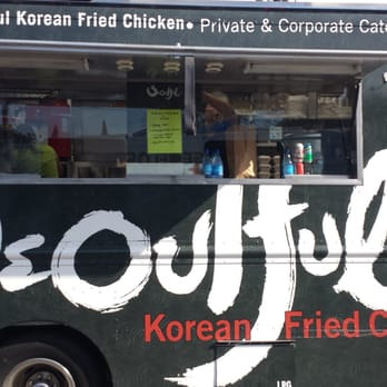 Seoulful Korean Fried Chicken 26 Photos Food Trucks 107 S