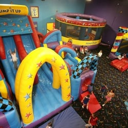 One of our play arenas