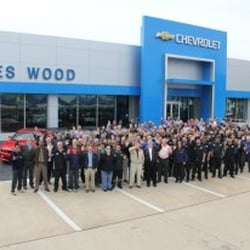 James Wood Chevrolet Cadillac Auto Repair Denton Tx