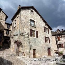 Sainte Enimie village médiéval des…