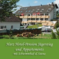 Harz Hotel Pension Jägerstieg und…