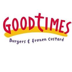 Good Times Restaurant logo