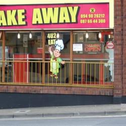4U2 Eat takeaway, Castlebar, Mayo
