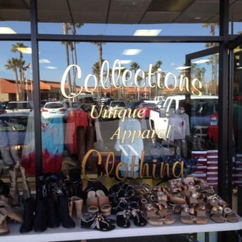 Collection Clothing - Store Front - Pismo Beach, CA, United States