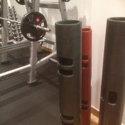 New Squat Rack and Vipr have arrived