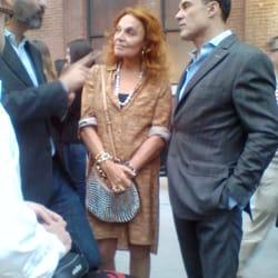 Standard Hotel - DianeVonFurstenberg  AndreBalasz  Honored at  @MeatpackingNY - New York, NY, Vereinigte Staaten