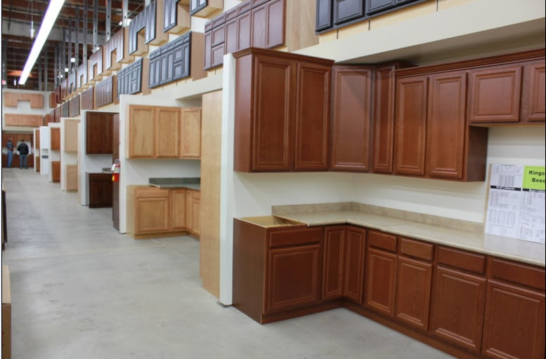 Kitchen cabinets showroom yelp for Bathroom cabinets yelp