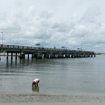 Vilano beach pier 21 photos fishing st augustine for St augustine fishing pier