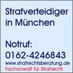 Strafrechtskanzlei Florian Schneider, München, Bayern