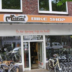 Minks-Bike-Shop, Hambourg, Hamburg, Germany