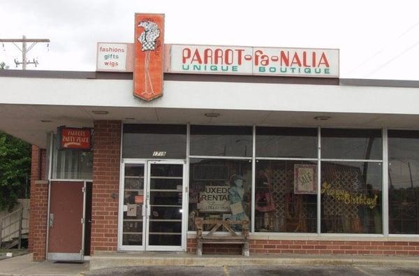 Parrot Fa Nalia Wichita Ks Yelp
