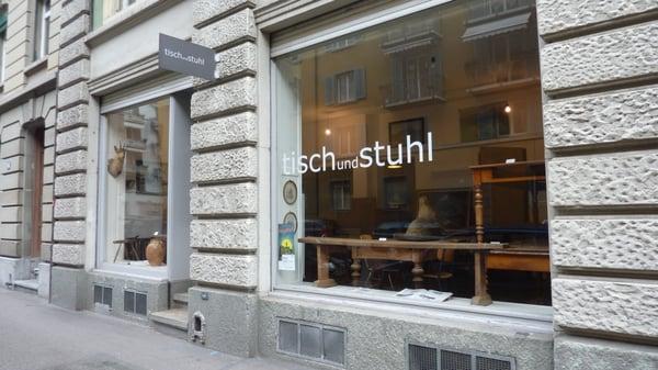 tisch und stuhl kreis 4 z rich switzerland yelp. Black Bedroom Furniture Sets. Home Design Ideas