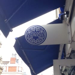Pizza Express, London, UK