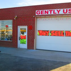 Gently Used Furniture and Much Much More logo