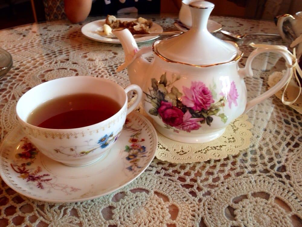 Cream earl grey tea yelp - Chantilly telas ...
