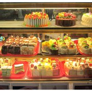 Golden Gate Cake Shop, London