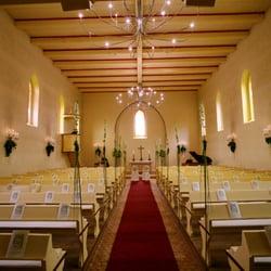 Unsere Kirche von innen.