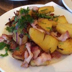 Bratkartoffeln mit Speck& Zwiebeln