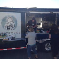 Holy Smoke Bbq Food Truck