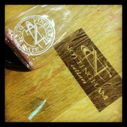 Nottingham Cellars - Vineyard designate cabernet series tasting - Livermore, CA, United States