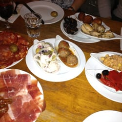 Great selection of tapas and house…