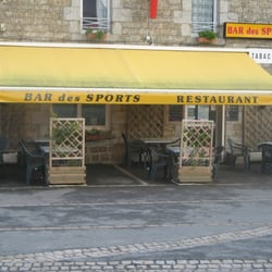 bar des sports, Lanrodec, Côtes-d'Armor
