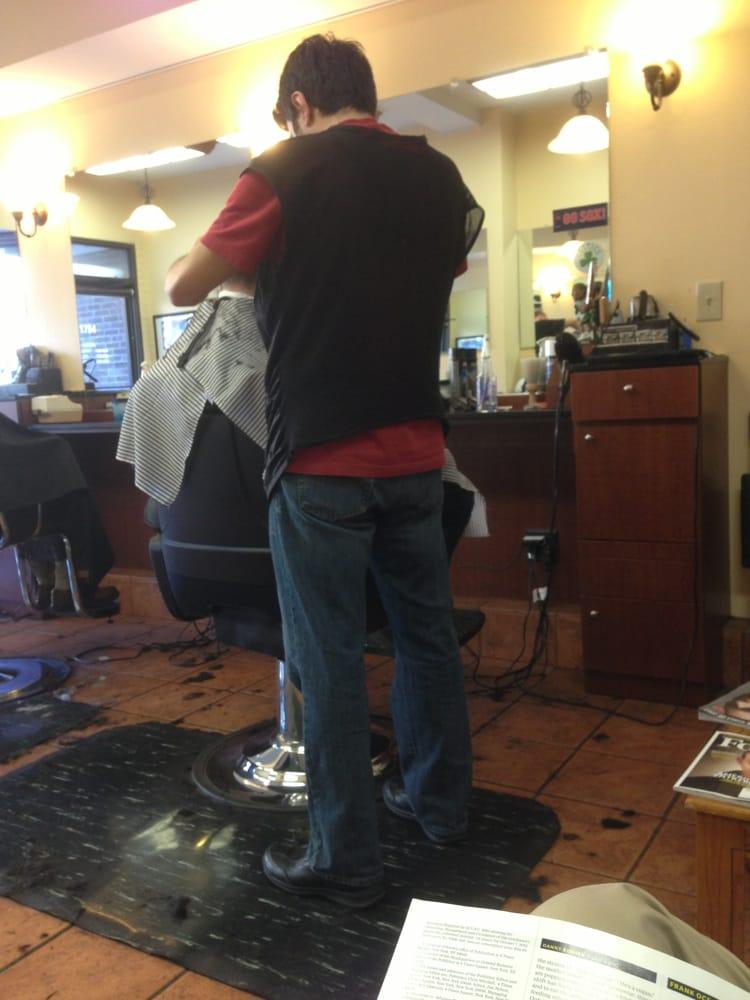 Haircut Acton Ma