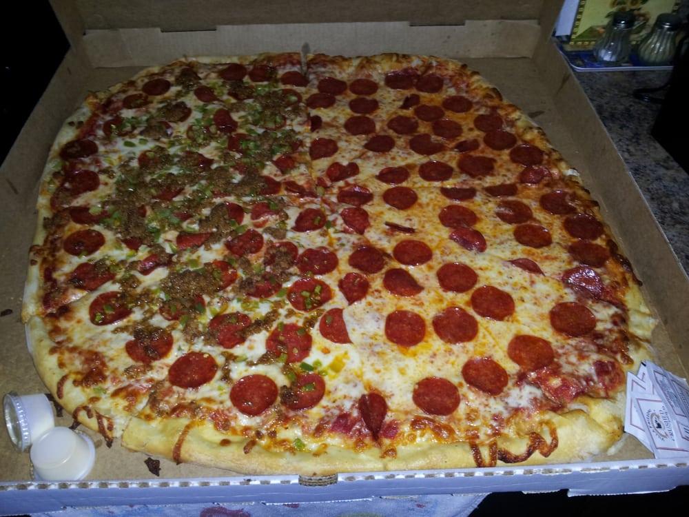 Blackjack pizza east broadway tucson
