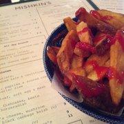 Mmm chips & ketchup