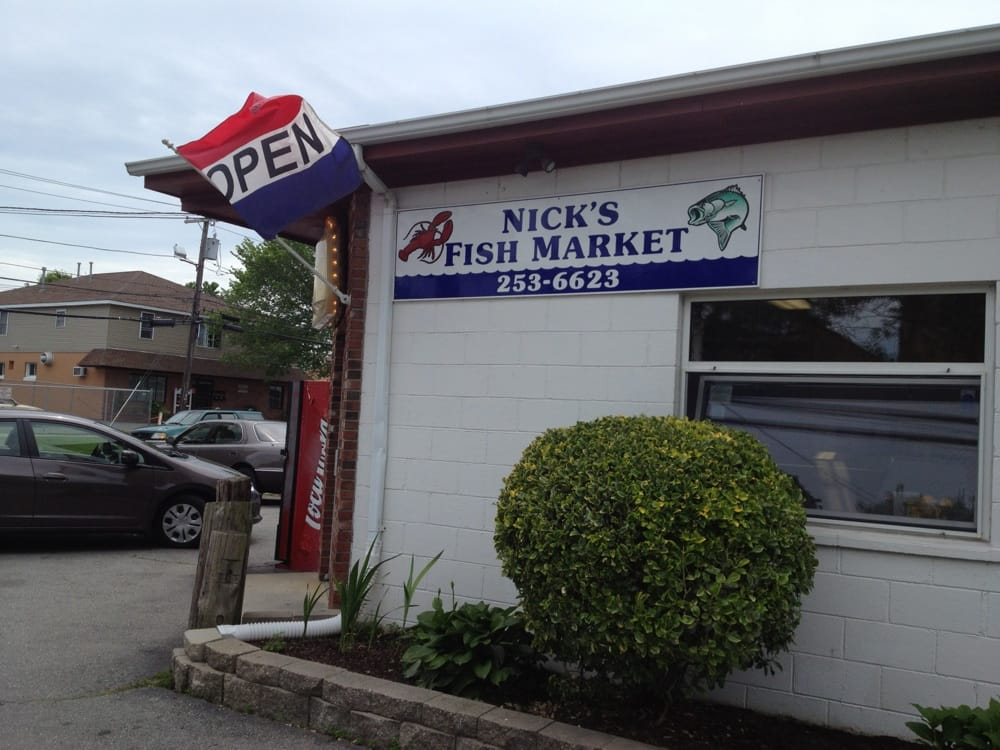 Nick s fish market closed seafood markets 465 wood for Wholesale fish market near me