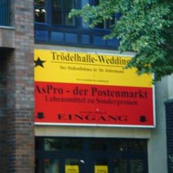 Trödelhalle-Wedding, Berlin