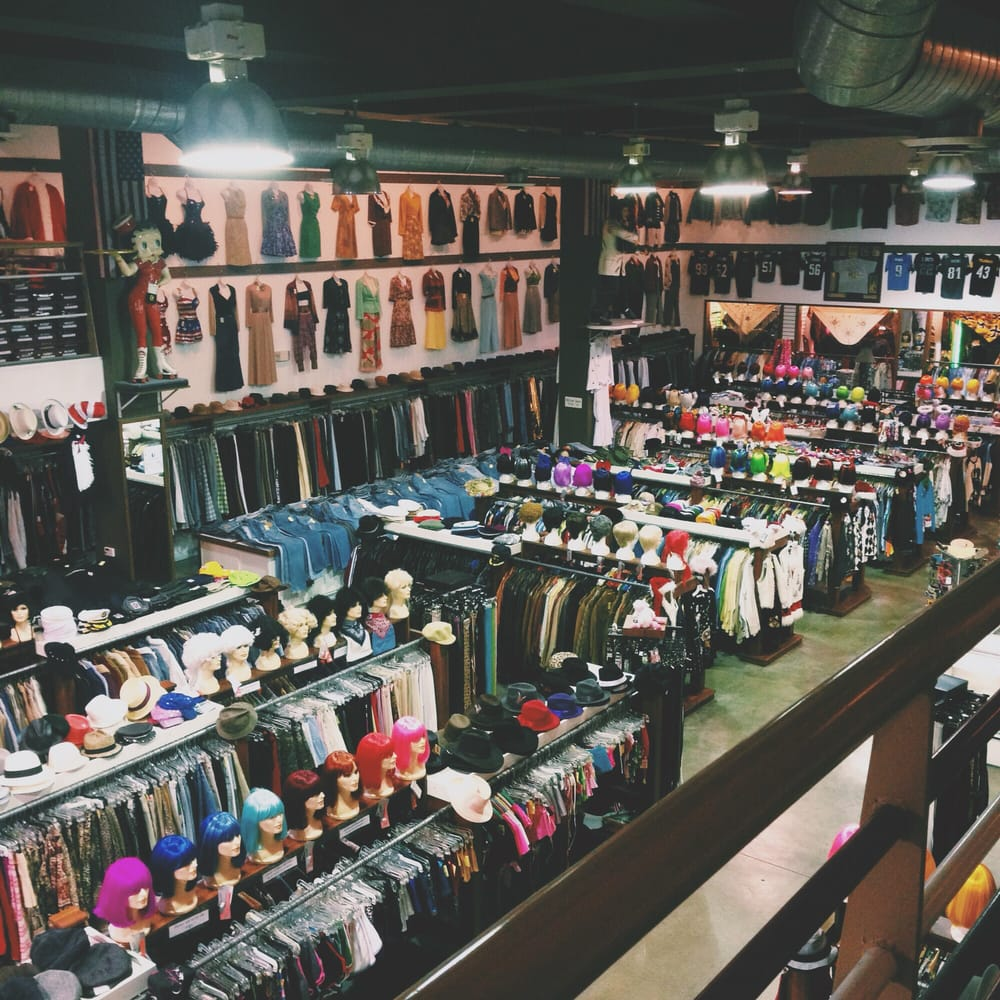 Vintage clothesing dealer los angeles