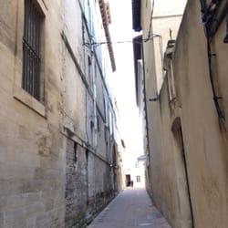 Die Straßen von Avignon